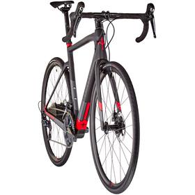 Wilier Cento1 Hybrid Ultegra, negro/rojo